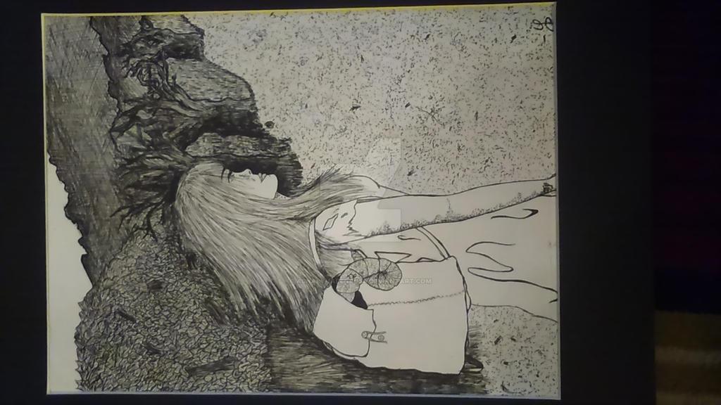 Capricorn by AshalynaPenrose