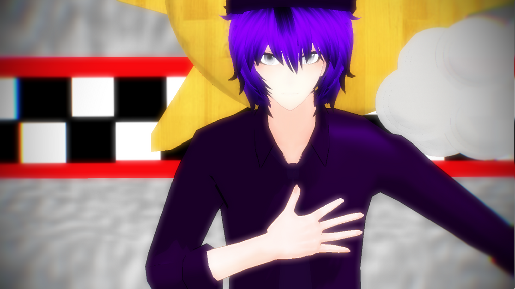 Mmd Purple