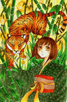 Year of the Tiger by xkookypandax