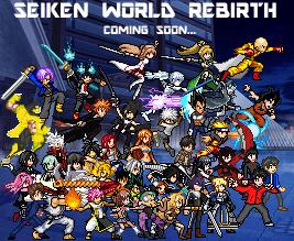 Seiken World Rebirth Poster by XElectromanX10