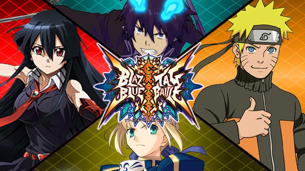 Blazblue Cross Tag Battle - Anime Side Wishlist by XElectromanX10 on