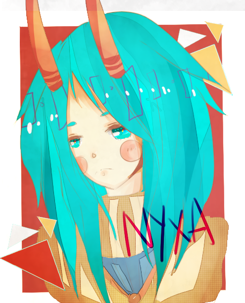 Art Trade - Nyxa by Kichi-Jakku