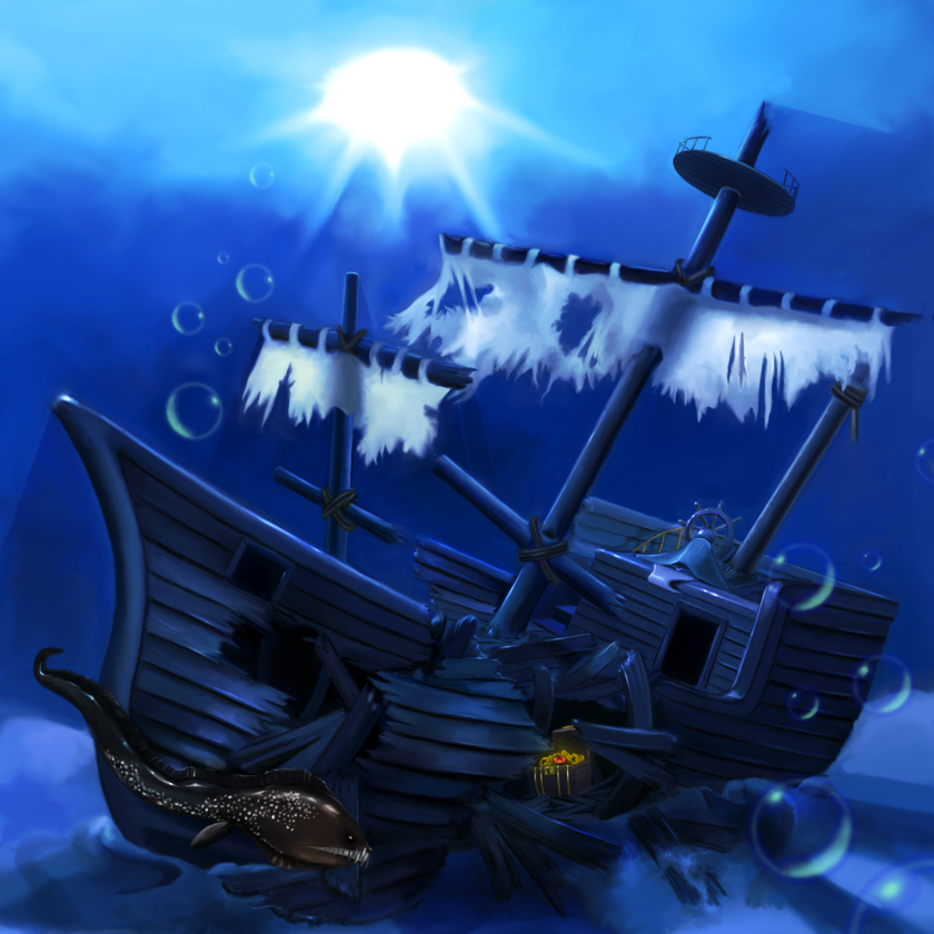 Jolly Roger Bay By Rs200groupb On Deviantart