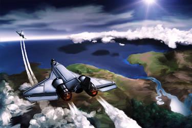 KSP: Jet Set (Print ver.) by RS200GroupB