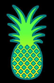 Wooooooooo Pineapple ^-^