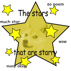 Here Have A Star