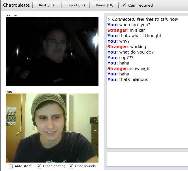 cam chats like chatroulette