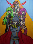 Lelouch and the Ladies