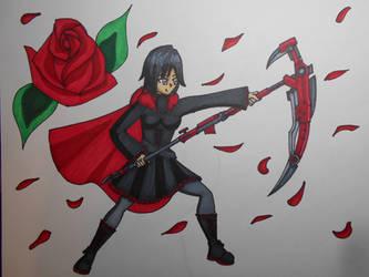 Ruby Rose by LailaIzuka