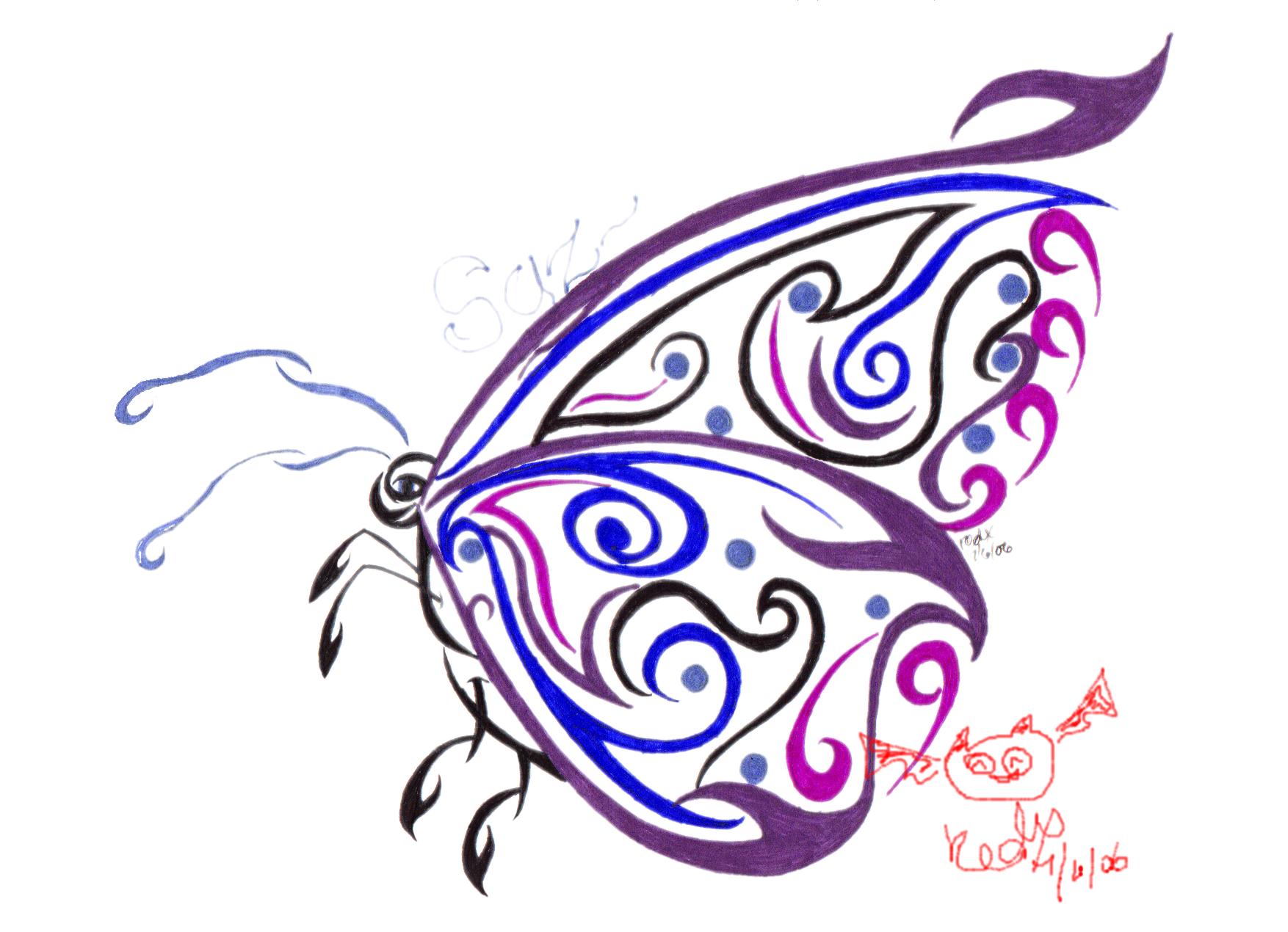 Tribal freedom by xgealicdraganx on deviantart for Freedom tribal tattoos