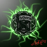 Slytherin by xgealicdraganx