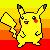Pikachu Pixel by zhadow125