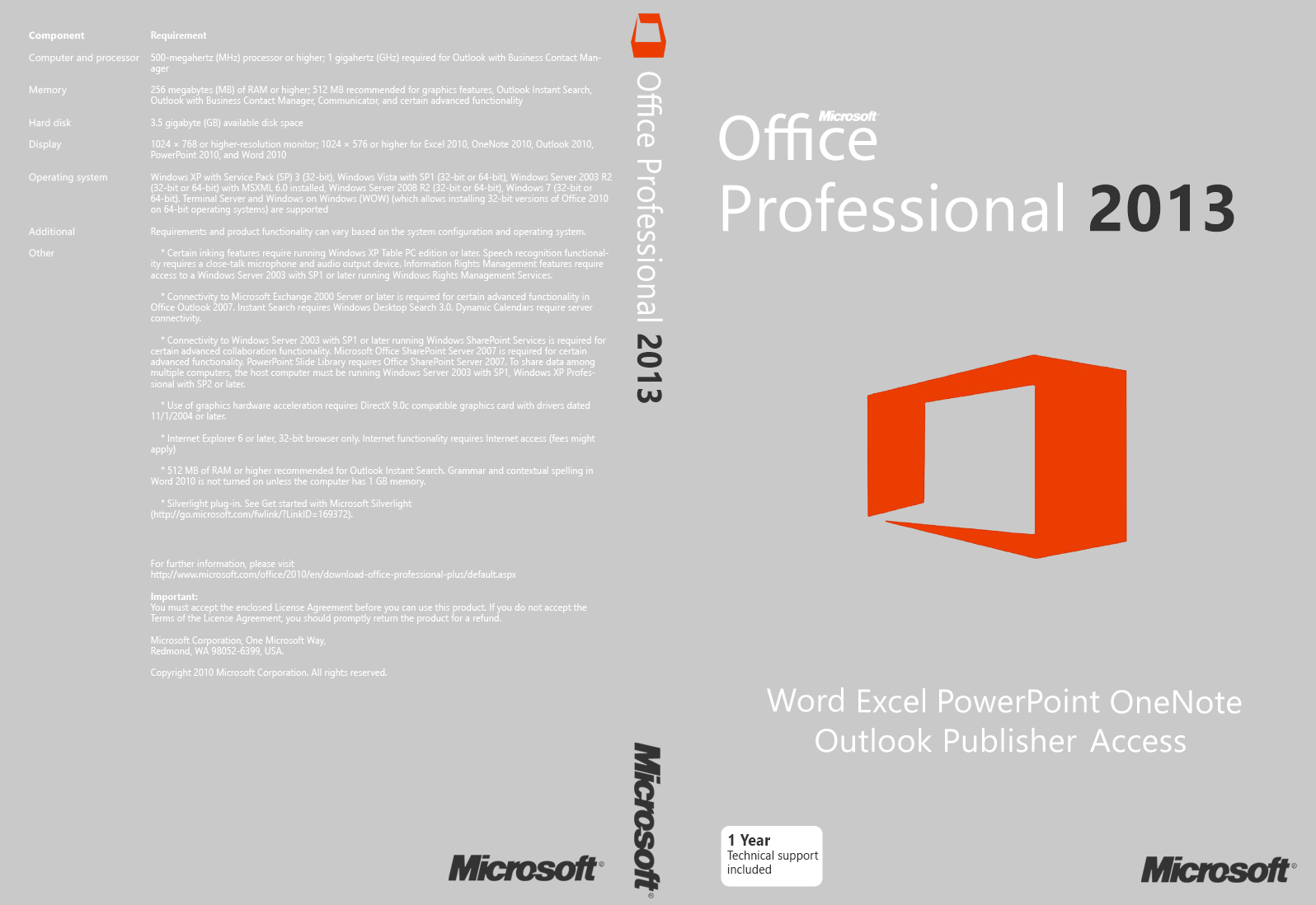 Word 2013 Cover Letter