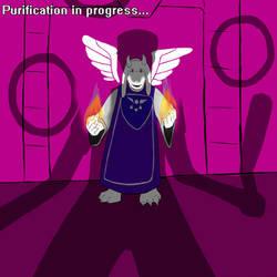 Purification in progress... by DrZed