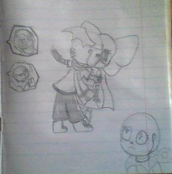 This I was bored in school XD by WIKUNIAK2