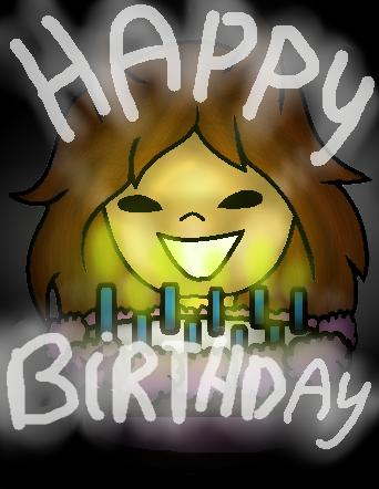 Happy Birthday MaiteRitsuki by WIKUNIAK2