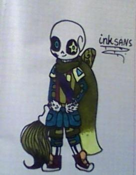 INKsans by WIKUNIAK2