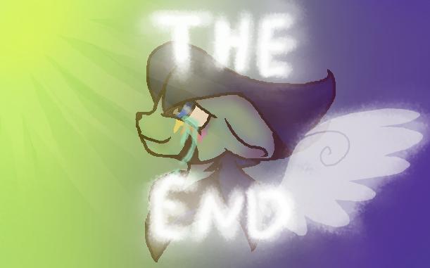 THE END Good Ending by WIKUNIAK2