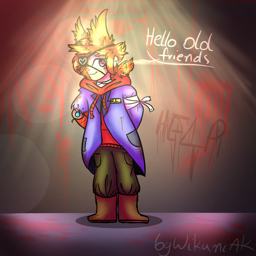 Future Tord by WIKUNIAK2