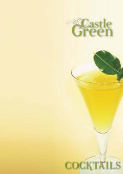 Castle Green Cocktails