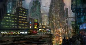 Urban Environment Concept