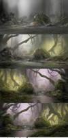 Luminescent  (process)