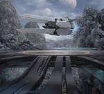 Zone 5, Landing Platform