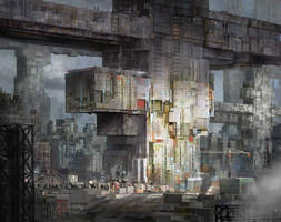 Zone 6 - Quadrant 3- Industrial Processing by mutiny-in-the-air