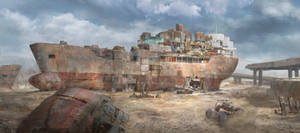 Rax Outpost by mutiny-in-the-air