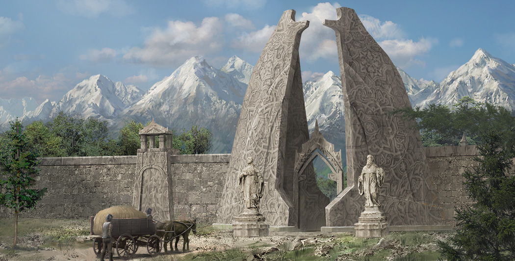 Gateway To The East by mutiny-in-the-air