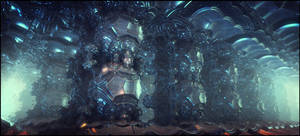 Alien Cryo Chamber