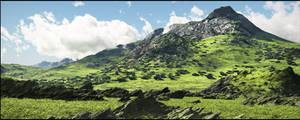 Rocky Meadows by dakonoco