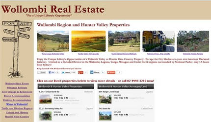 Example: Real Estate