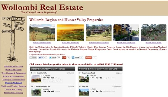 Example: Real Estate by ehws