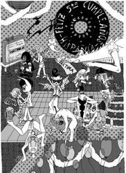 Concurso Dofus Manga Tomo 15 by Eirenare