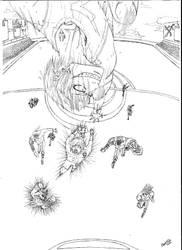 Pasame la jalabola! (Dofus Manga 18 contest) by Eirenare