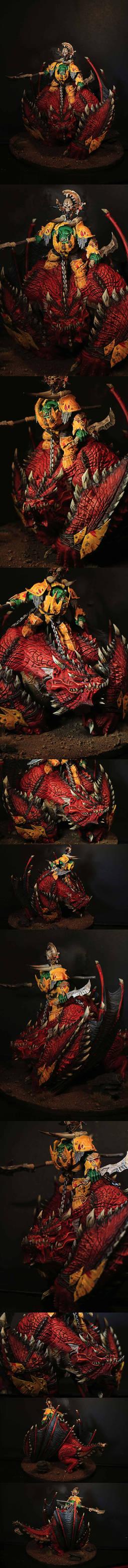 Orruk Maw-Krusha - Warhammer by MushaMurron