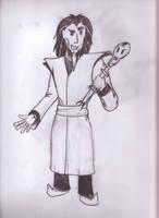 Charakter Study: Some Evil Magician 02