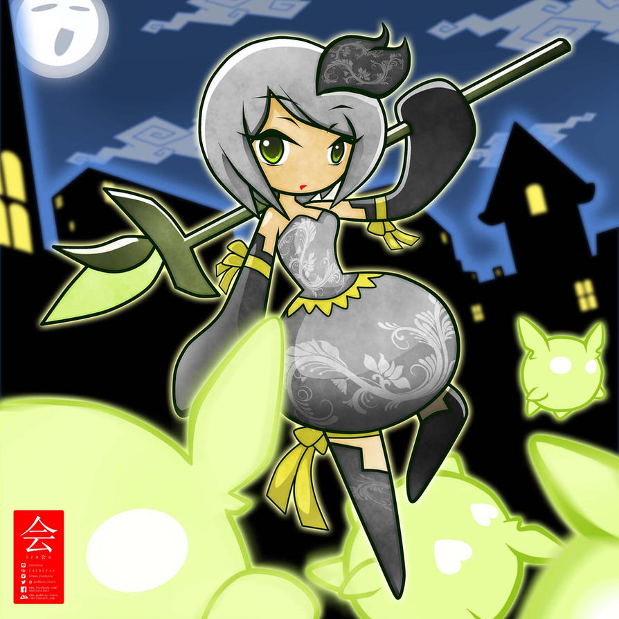 midnight zonky! by Goddess-Tears