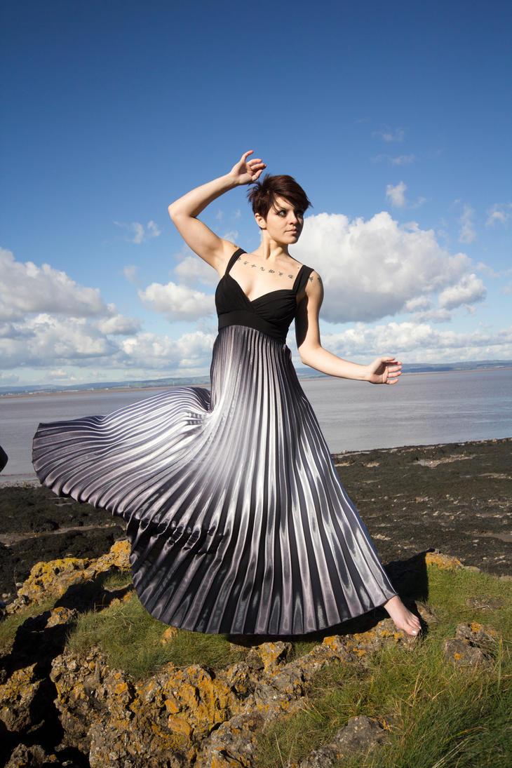 Valentinas dress 5 by A68Stock