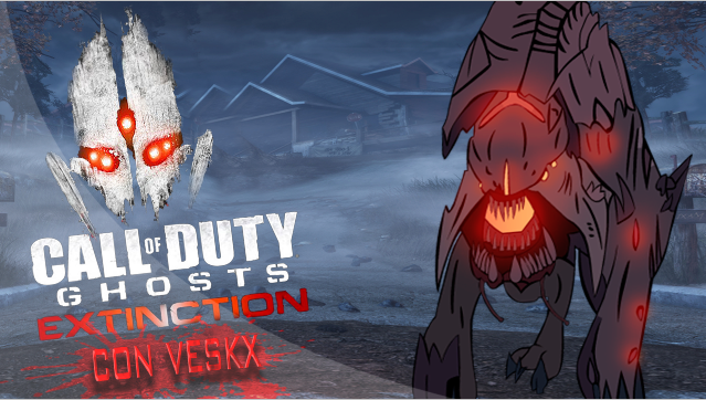 Call Of Duty Ghosts Extinction Thumbnail Rhino By Cdcflooper On