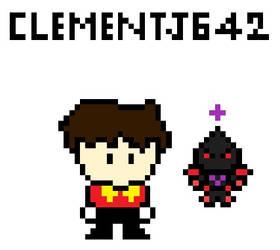 ClementJ642 Overworld Sprite by JCStorm