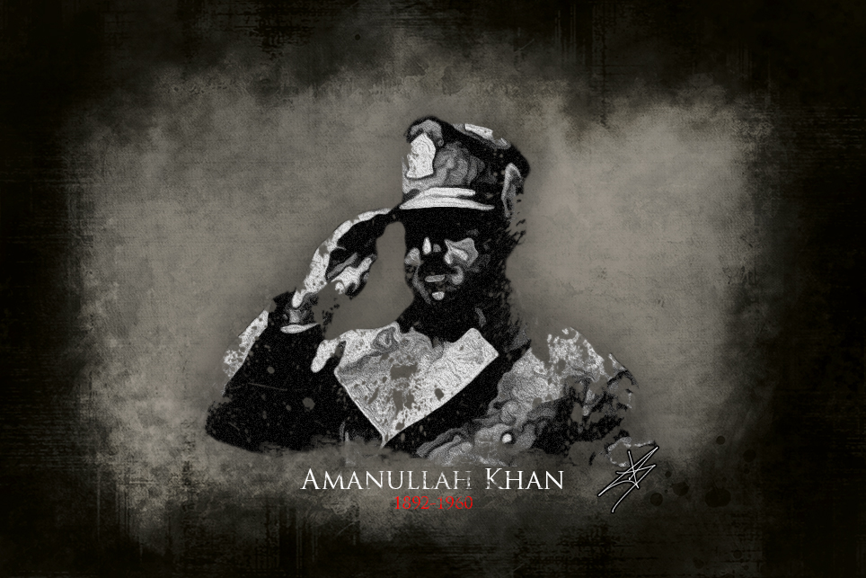 Amanullah Khan by shinytank