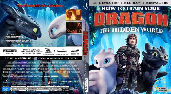 How To Train Your Dragon The Hidden World 4k By Mamad092 On Deviantart