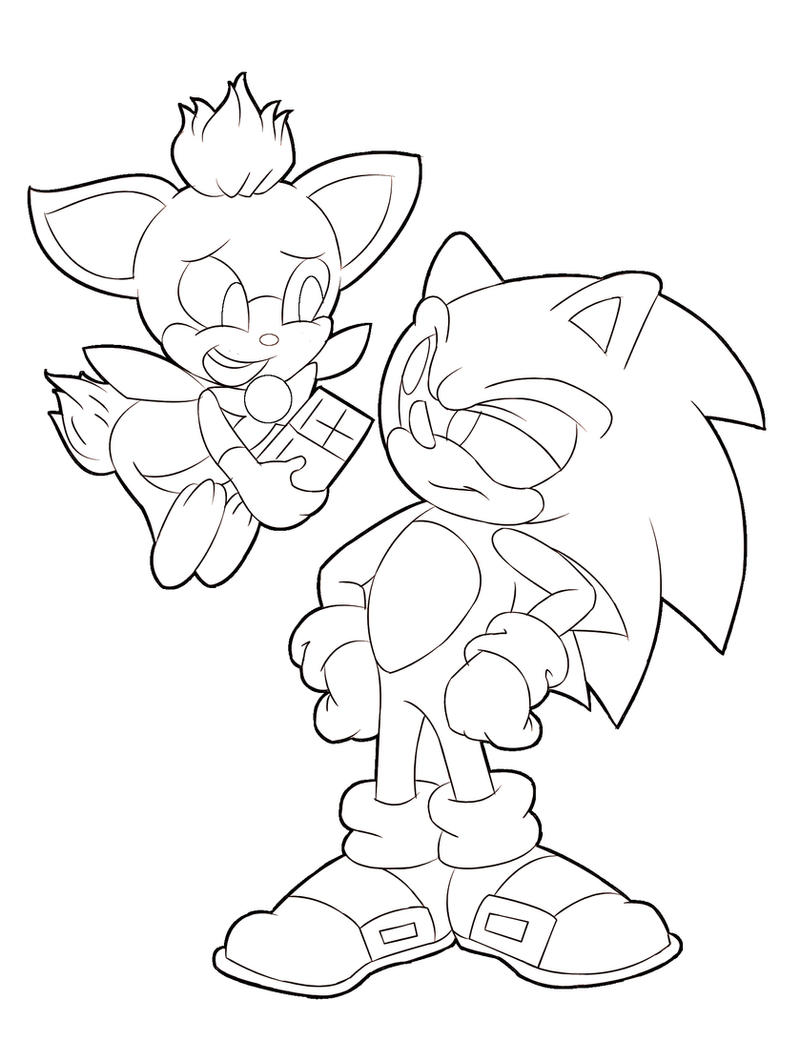 Sonic x coloring book pages - Leave A Reply