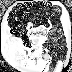 Folly.Wisdom. by Distorrrted