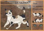 TWG - Duskpaw - Apprentice