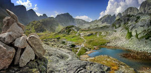 Slovakia - High Tatra - Sesterske Plesa