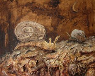 Snail by AL1970ART
