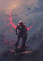 Space Lovers by Art--Tool